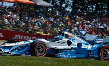 Verizon IndyCar Series Race Report - Mid-Ohio