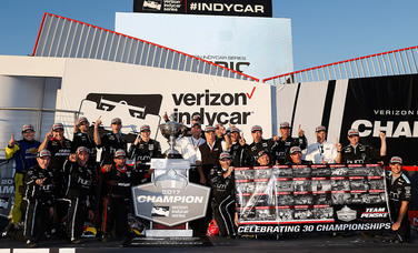 Verizon IndyCar Series Race Report - Sonoma