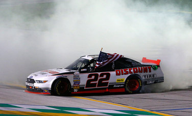 NASCAR XFINITY Series Race Report