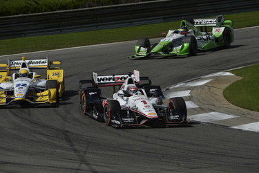 Team Penske Verizon IndyCar Series Race Report - Barber