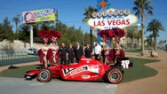 IndyCar Las Vegas Race Announcement photo gallery