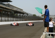 2008 Indianapolis 500 - Week One photo gallery