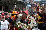 Indianapolis 500 photo gallery