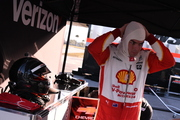 McLaughlin Tests Team Penske Indy Car related photo