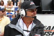 Rick Mears on Pole Day at the Indianapolis 500